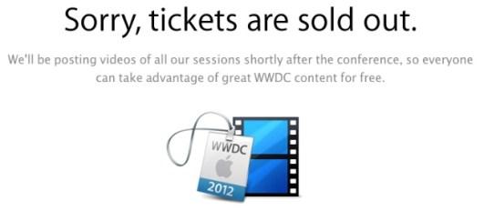 wwdc2012 entradas 590x270 Listo todo para el WWDC 2012 y sus entradas se agotan en menos de 2 horas