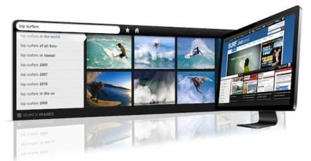 Axis, el nuevo navegador web de Yahoo!