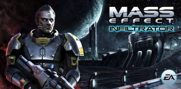 Mass Effect Infiltrator para Android llega a Google Play