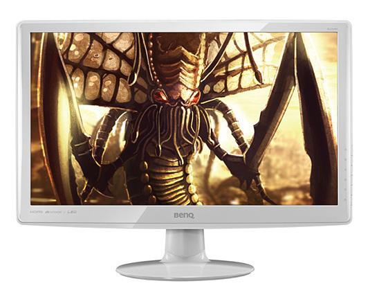 Nuevos monitores BenQ RL2240H y RL2450H, diseñados para los juegos de estrategia