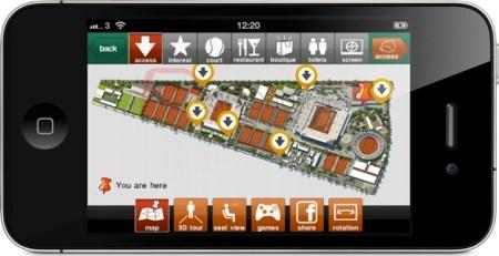 Sigue el Roland Garros en vivo desde tu smartphone