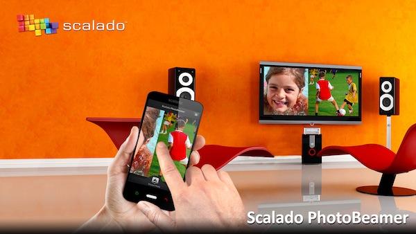 Photobeamer, una app para ver tus fotografías del iPhone en cualquier pantalla