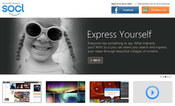 Socl red social microsoft Socl, la nueva red social de búsqueda de Microsoft