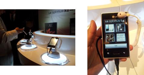 presentacion LG lanza la serie L de smartphones con procesadores Qualcomm