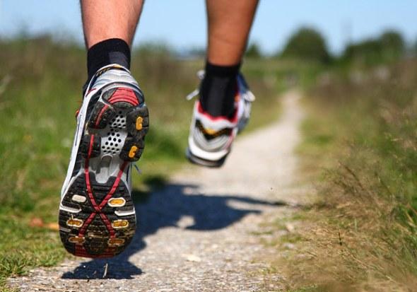 running injury 590x413 Las lesiones más comunes en los corredores [Infografía]