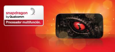 snapdragon LG lanza la serie L de smartphones con procesadores Qualcomm