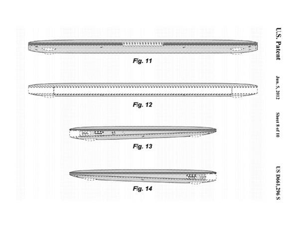 Apple obtiene la patente del diseño ultradelgado de la MacBook Air