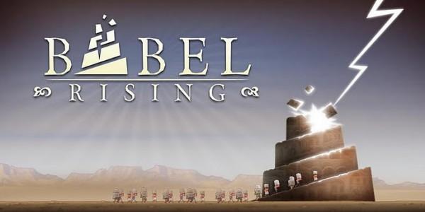 Tráiler de lanzamiento de Babel Rising, el juego en donde tomaremos el papel de un Dios