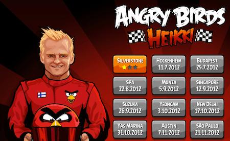 Captura de pantalla 2012 06 26 a las 15.17.51 Angry Birds Heikki, un nuevo juego de Rovio llega a nuestros navegadores