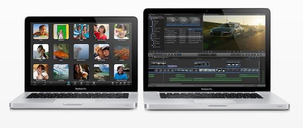 Macbook pro 13 15 Apple presenta las nuevas MacBook en el WWDC 2012
