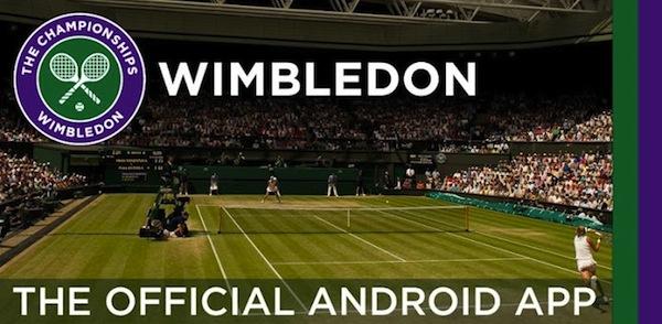 Sigue en vivo Wimbledon desde tu iPhone y Android