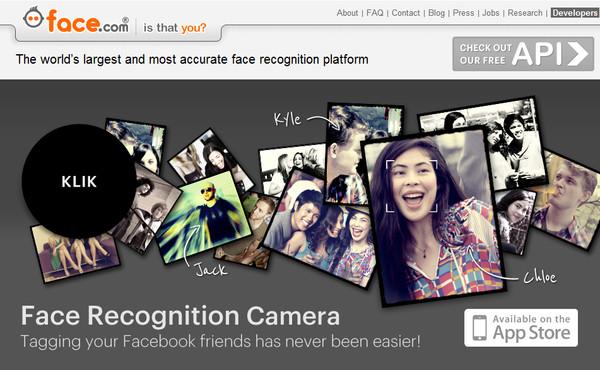 face Facebook compra Face.com, servicio de reconocimiento facial