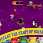 Trash Chaos HD, juego para niños en iPad donde aprenderán a reciclar la basura
