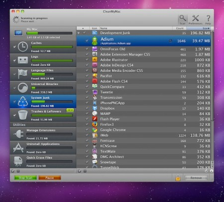 Optimizar tu Mac con CleanMyMac