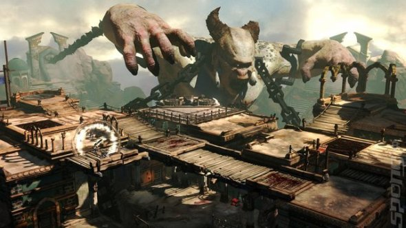 GodOfWar4 2 590x331 Nuevo tráiler del multiplayer de God of War Ascension