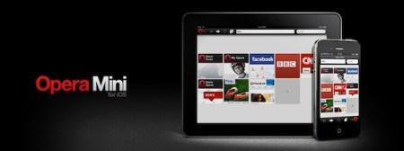Opera Mini para iOS se actualiza y añade la integración con Twitter