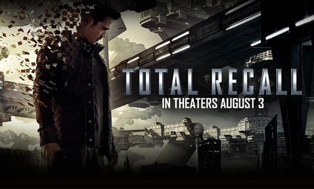 Nuevo tráiler de Total Recall, la mítica película de ciencia ficción y acción