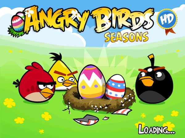 Angry Birds Seasons HD gratis por tiempo limitado