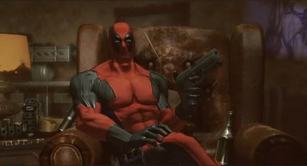 Primer tráiler de Deadpool: The Game, es anunciado por Activision