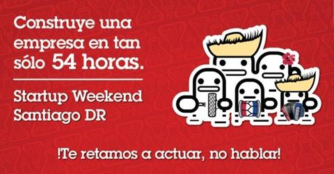 startup weekend santiago dr Haz un negocio en 54 horas en el Startup Weekend Santiago, República Dominicana