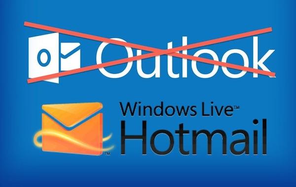 Regresar hotmail de outlook 2 Cómo regresar a Hotmail desde Outlook