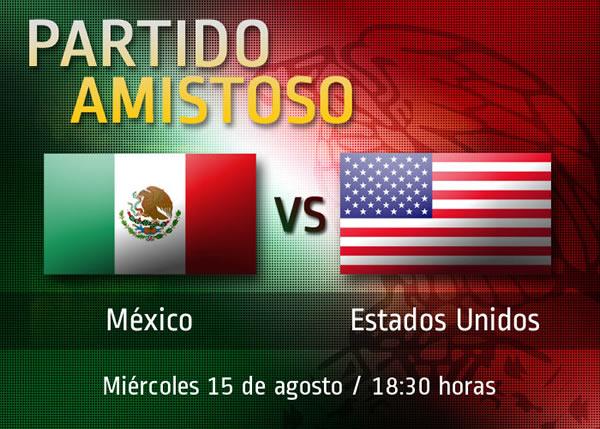 mexico estados unidos internet México vs Estados Unidos en vivo (Amistoso 2012)