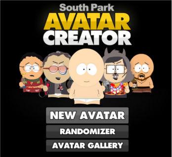 sout park avatar creator Cómo crear tu avatar de South Park