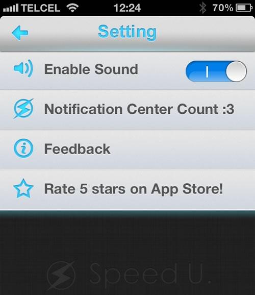 widgets iphone notificaciones 3 Agregar accesos directos en el centro de notificaciones del iPhone sin Jailbreak con Speed U