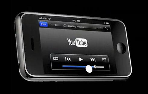 youtube iphone Apple remueve la app de Youtube de iOS 6