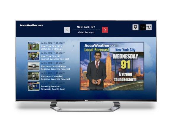 SmartAlliance 590x444 LG Electronics, TP Vision y Toshiba expanden el alcance de mercado con Smart TV Alliance