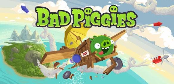 bad piggies disponible Bad Piggies ya se encuentra disponible para descargar en iOS y Android