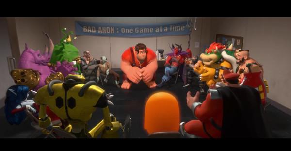 ralph el demoledor videojuegos Nuevo tráiler de la película Ralph el Demoledor