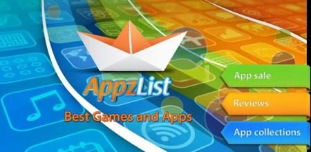 Apps para Android, descúbrelas con Appzlist