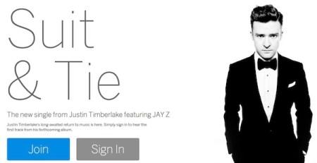 Nuevo MySpace es lanzado oficialmente junto al nuevo sencillo de Justin Timberlake