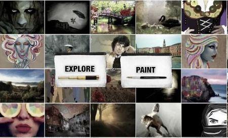 Saca el artista que llevas dentro con Psykopaint