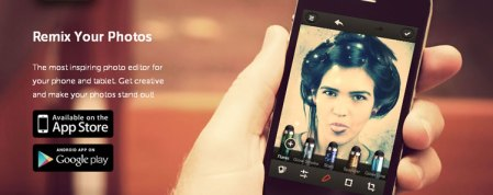 Añade efectos espectaculares a tus fotos con Repix [Android & iOS]