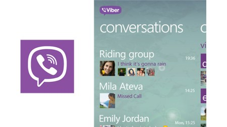 Viber para Windows Phone se actualiza con una renovada interfaz