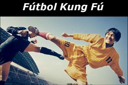 Película online Fútbol Kung Fu, una divertida comedia china de fútbol y artes marciales