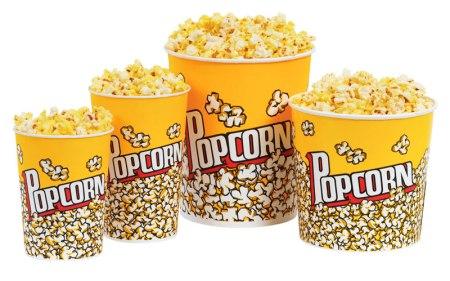 Comer palomitas en el cine impide que recuerdes la publicidad que te muestran