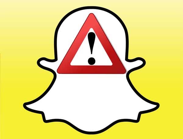 snapchat robo datos Cómo borrar tu cuenta de Snapchat