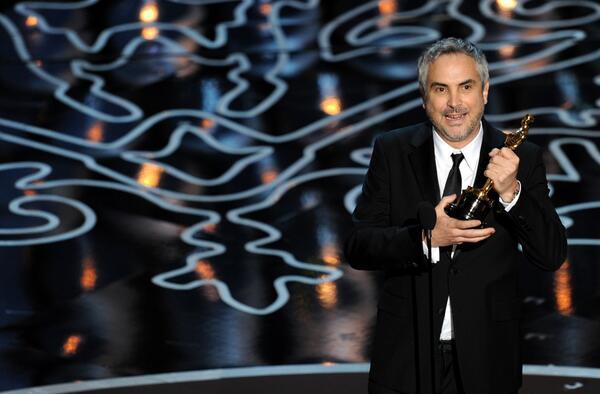 cuaron ganador oscar Ganadores del Oscar 2014 [Lista Completa]