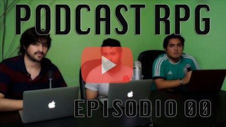 Nuevo videopodcast de videojuegos: El Podcast RPG [Piloto]