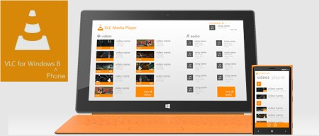 VLC para Windows 8 llegó a la Windows Store