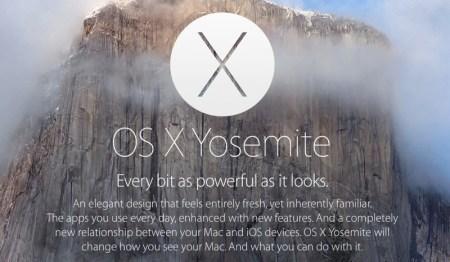 OS X Yosemite, es presentado por Apple en el WWDC14. ¡No te lo puedes perder!