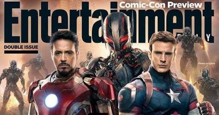 Marvel nos muestra cómo será Ultron en la nueva película de Avengers