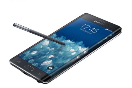 Samsung presenta la nueva Galaxy Note 4 y el Galaxy Note Edge ¡Conócelos!