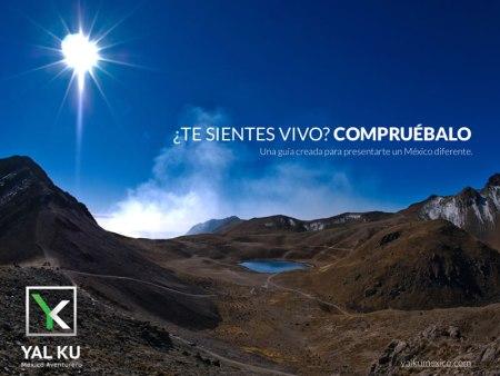 Yal Ku, una plataforma para viajeros y aventureros