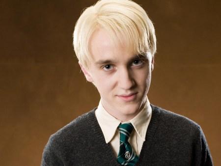 J.K. Rowling publica un nuevo escrito sobre Draco Malfoy