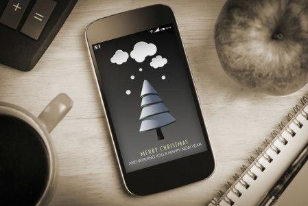 6 apps para crear postales de navidad desde tu celular