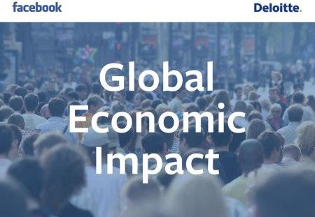 Analizan el impacto de Facebook en la economía global